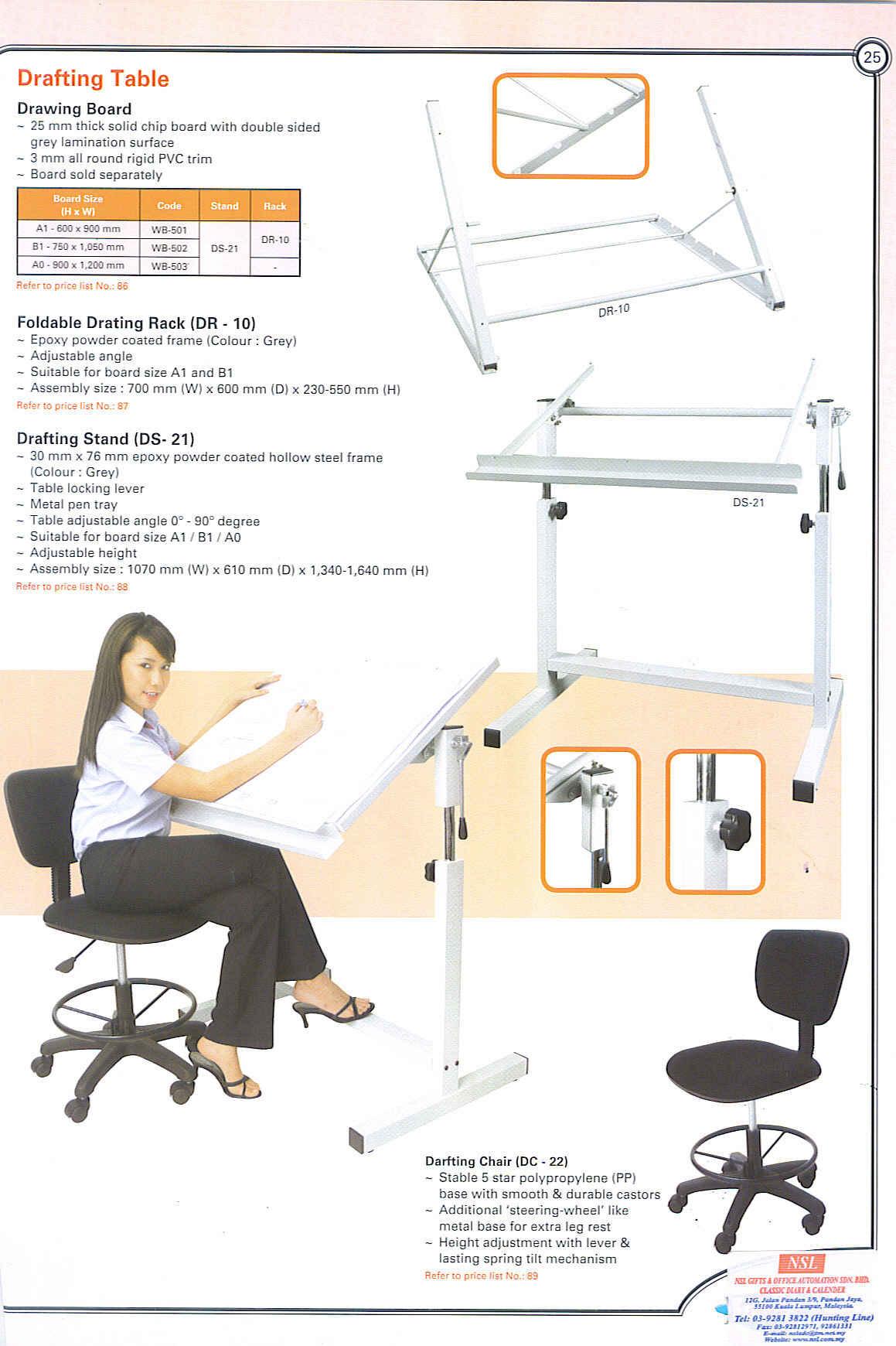 Drafting Equipment - Drafting equipment